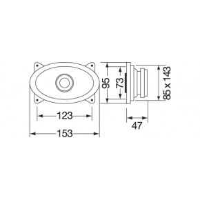CASIO EV570 Personal TV